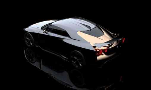 2018 Nissan GT-R50 by Italdesign