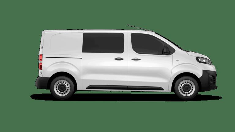 Citroën Jumpy Doppelkabine jetzt mit umklappbaren Sitzen