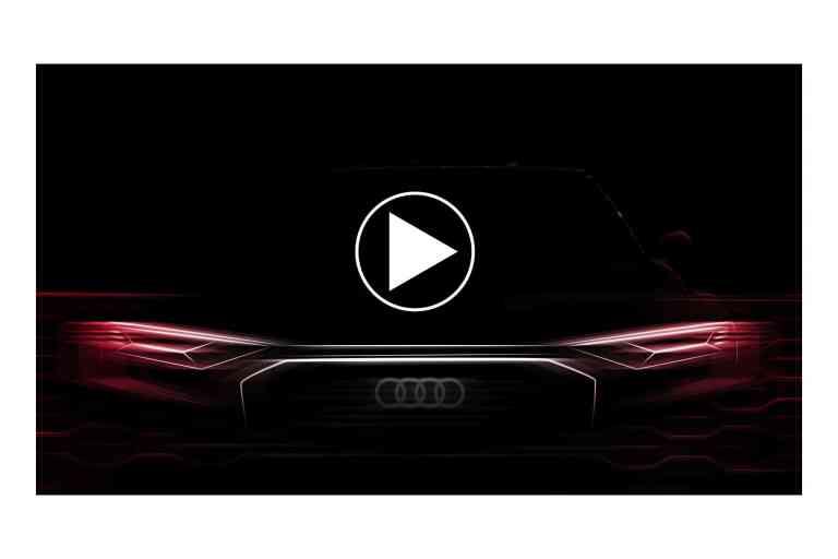 Live-Übertragung: Oberklasse-SUV Audi Q8 feiert Weltpremiere in China