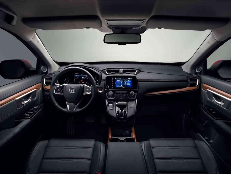 Der neue Honda CR-V für Herbst 2018 geplant