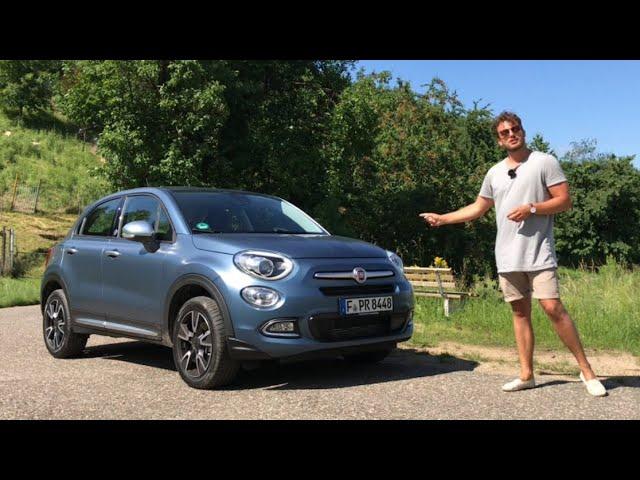 """Der Fiat 500X """"Mirror"""" im Bewegtbild"""