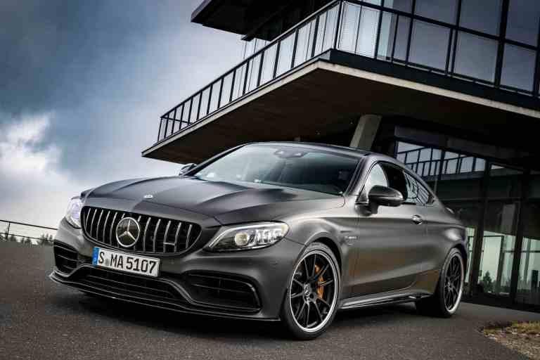Stärkste Mercedes-C-Klasse noch agiler