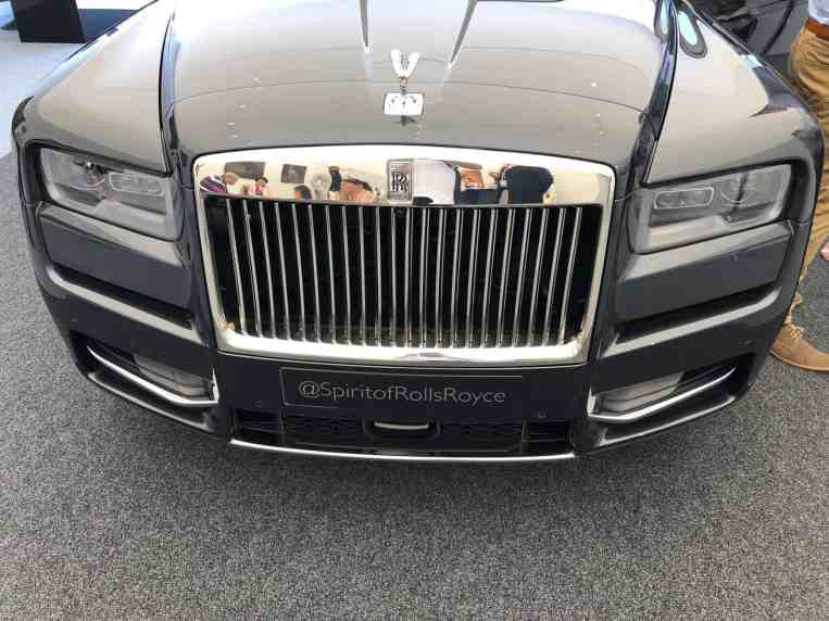 Rolls Royce Culliman