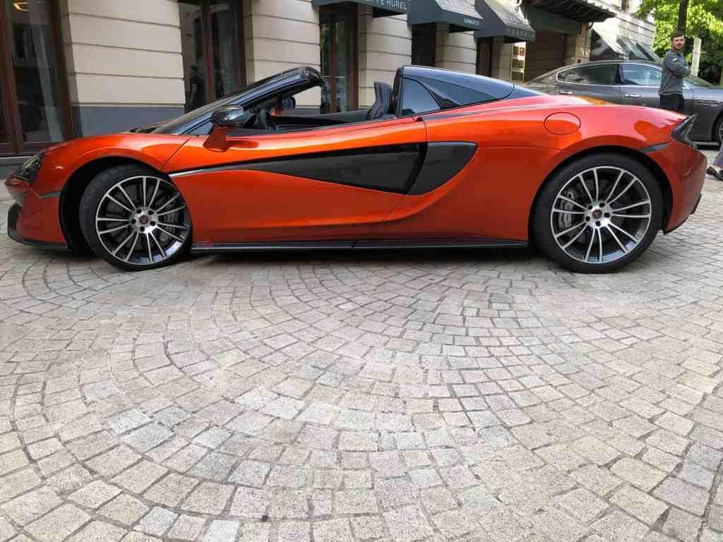 Vergleichsfahrt: McLaren 570S Spider versus McLaren 720S Coupé