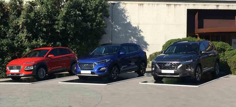 Hyundai Tuscon: Der Speck im SUV-Sandwich