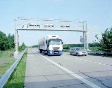 Lkw-Maut ab Juli auch auf Bundesstraßen