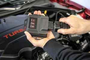 DTE Systems verleiht dem Kia Stinger 50 PS mehr