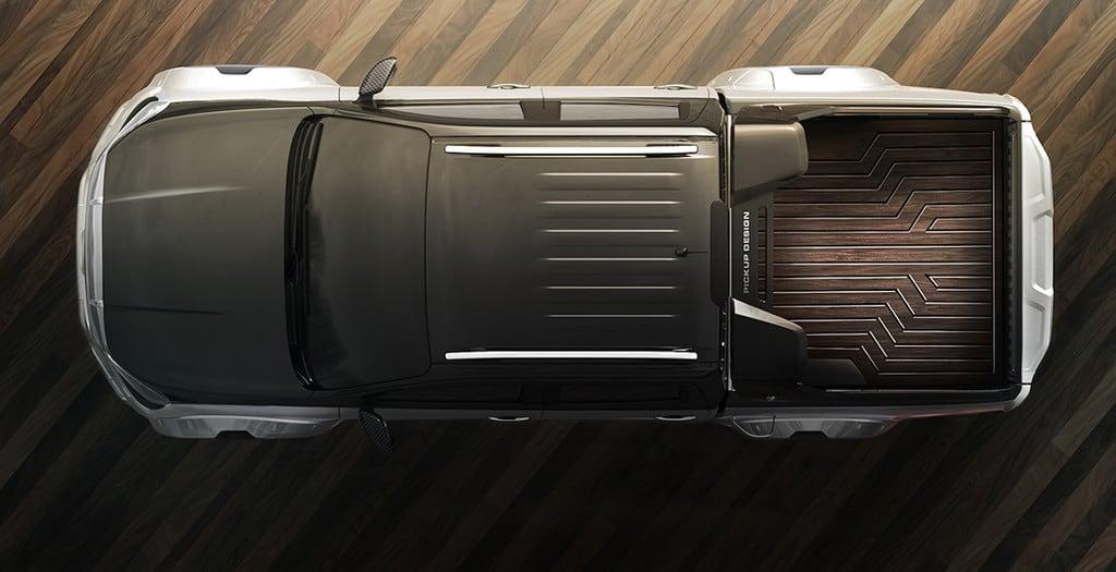 Mercedes X-Klasse als Yachting Edition by Carlex Design