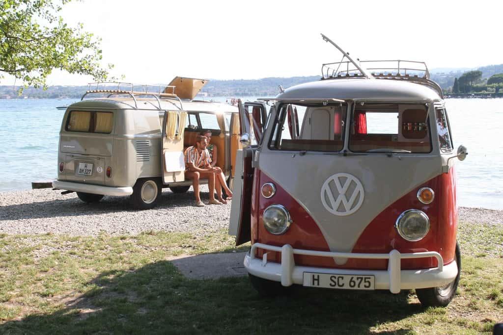 """Bulli Summerfestival"" in Wolfsburg"