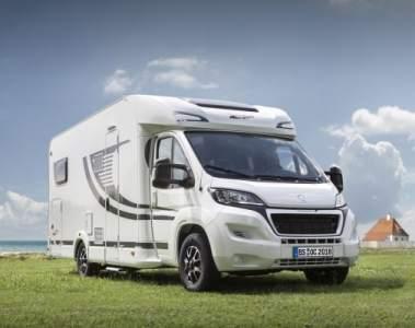 Peugeot-Premieren auf dem Caravan-Salon