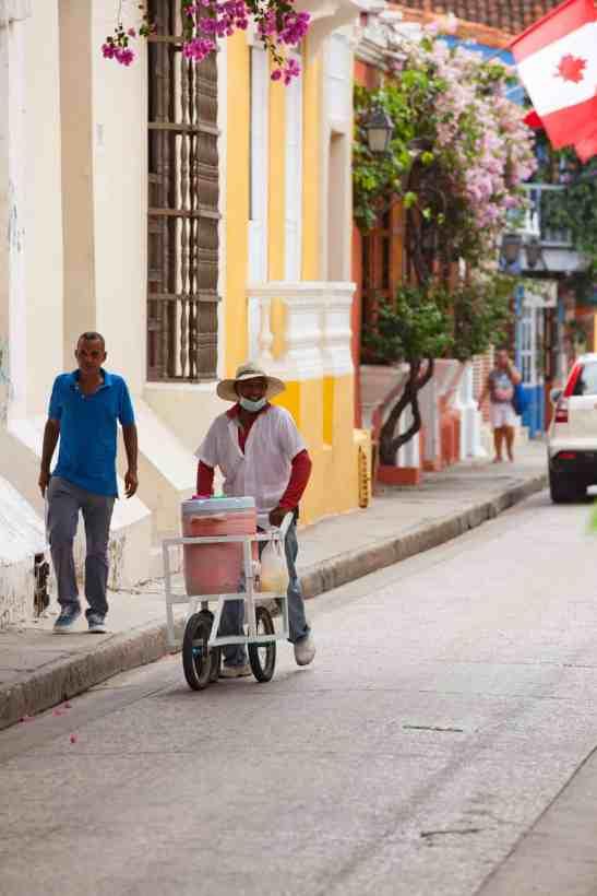 Mit Mini auf der PanAmericana