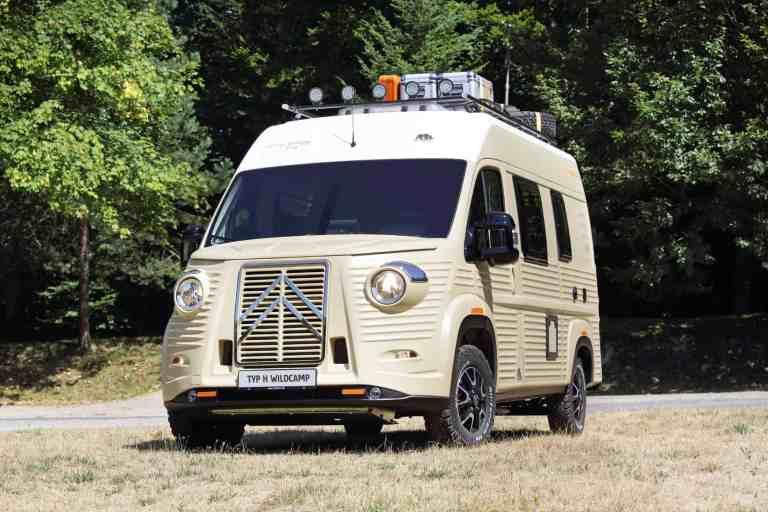Caravan Salon: Citroën mit originellem Concept in Düsseldorf