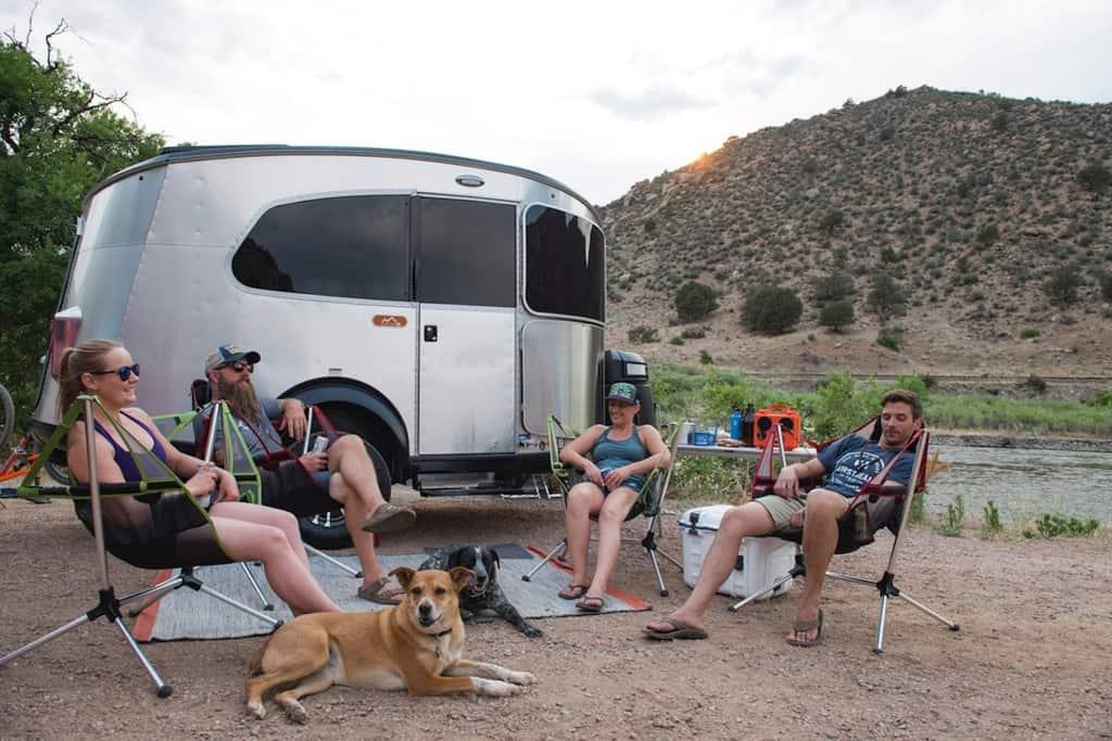 Basecamp X: Kleiner Airstream für Offroad-Fans