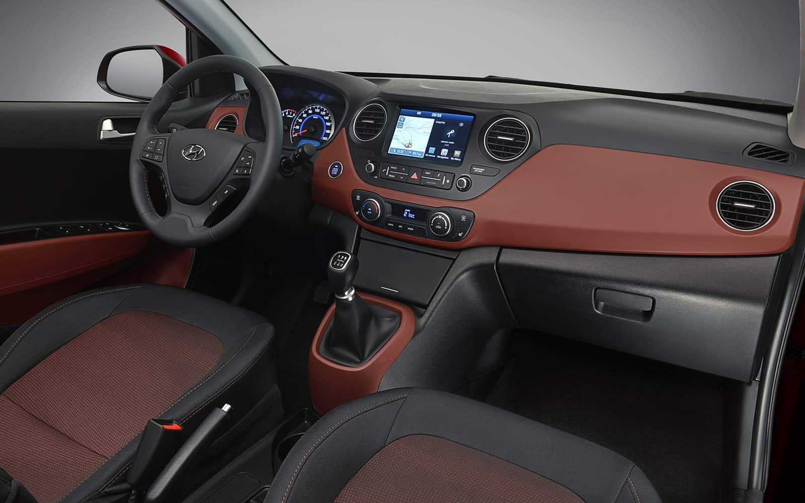 Hyundai wertet den i10 auf