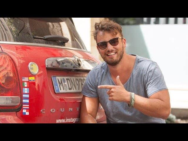 Das erste Lebenszeichen - Mit dem MINI Cooper SE Countryman auf der PanAmericana