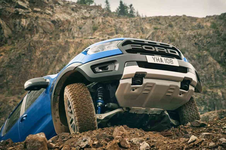 Neuer Ford Ranger Raptor auf der IAA für Nutzfahrzeuge