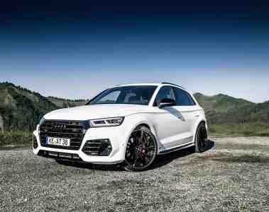 Abt hilft Audi SQ5 bei Leistung und Optik auf die Sprünge