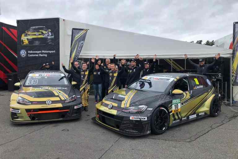 ADAC TCR Germany - Tourenwagenserie für echte Kerle