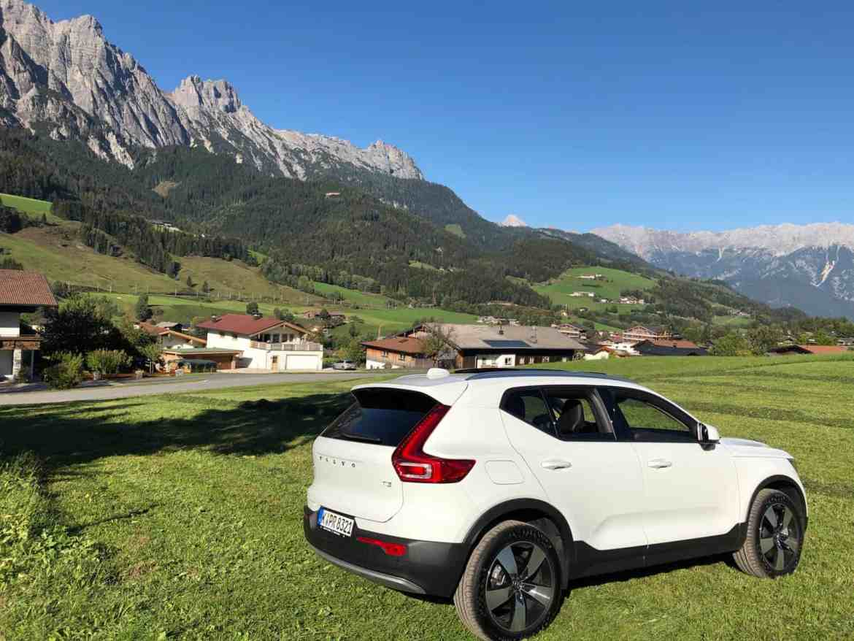 Volvos City-SUV XC40 kommt mit neuem Basis-Benziner