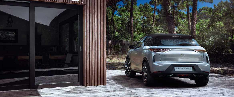 DS 3 Crossback: Der erste rein elektrische SUV der Groupe PSA