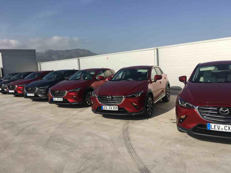 Der überarbeitete Mazda CX-3: Emotion und Vernunft