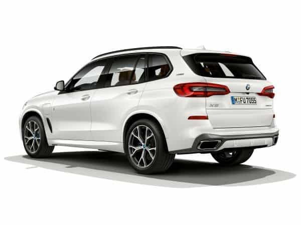 Der neue BMW X5 kommt 2019 als xDrive45e iPerformance (Plug-in-Hybrid)