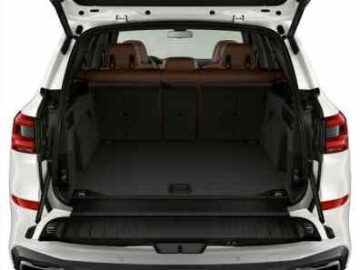 BMW X5 xDrive45e iPerformance, Kofferraum