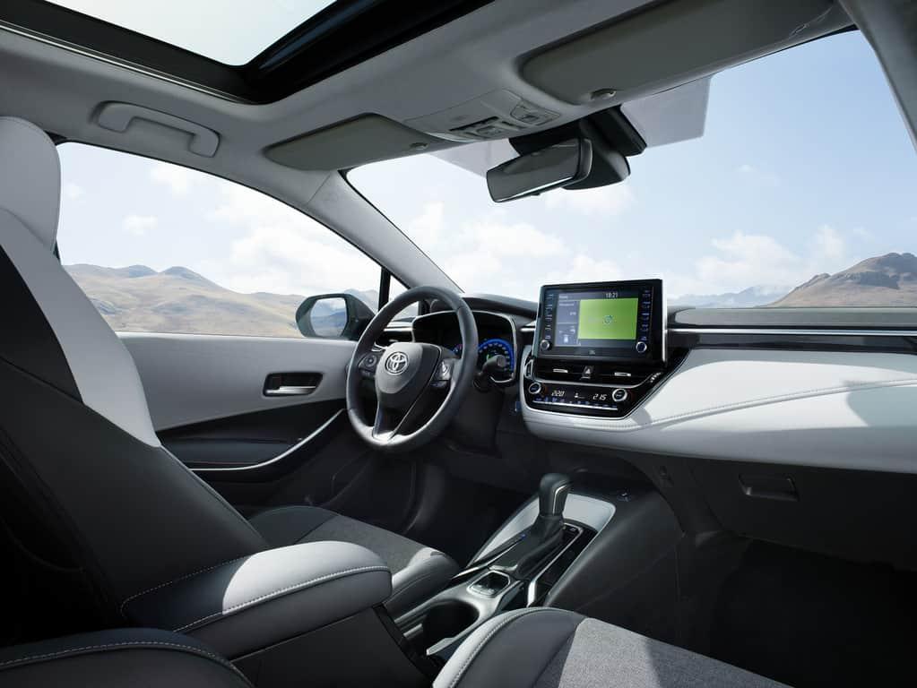 Toyota präsentiert Corolla Touring Sports