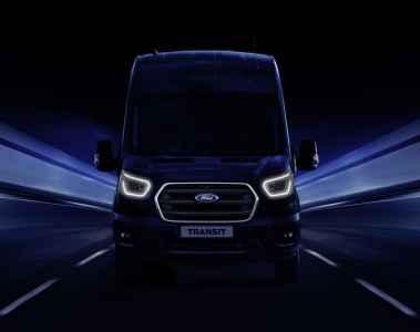 Serienreifer Ford Transit Custom mit Plug-in-Hybrid-Technologie