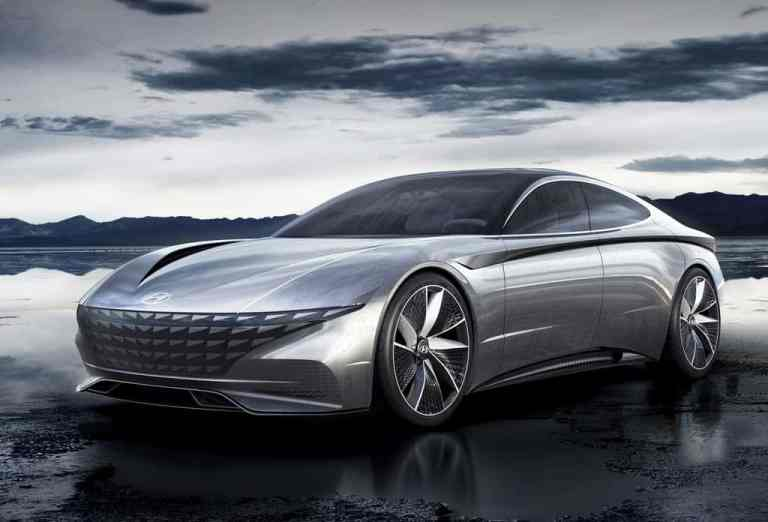 Paris 2018: Hyundai mit Ausblick aufs künftige Design