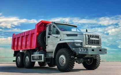 Ural Next 6x4