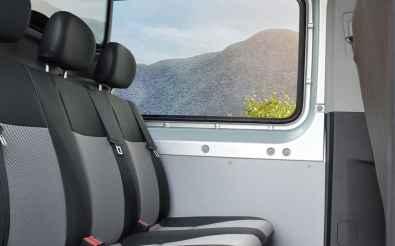Hyundai bietet H350 Cargo als Doppelkabiner an