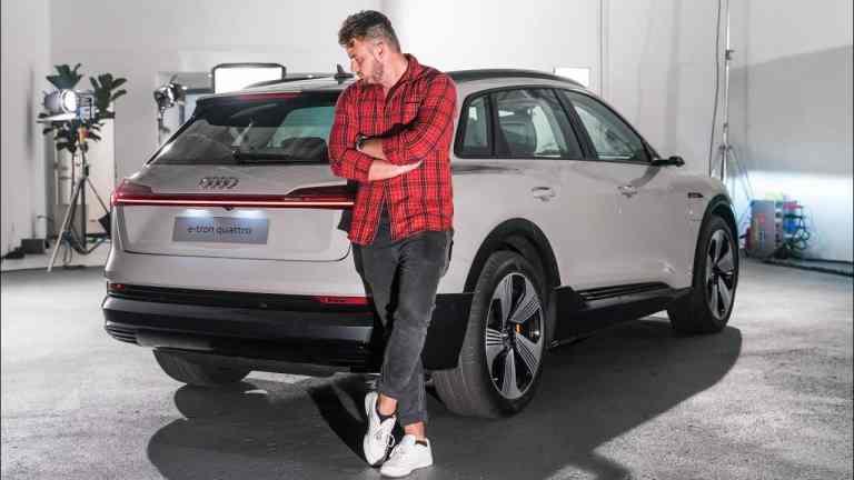 Audi e-tron: Elektro-Weltpremiere in San Francisco - im Bewegtbild