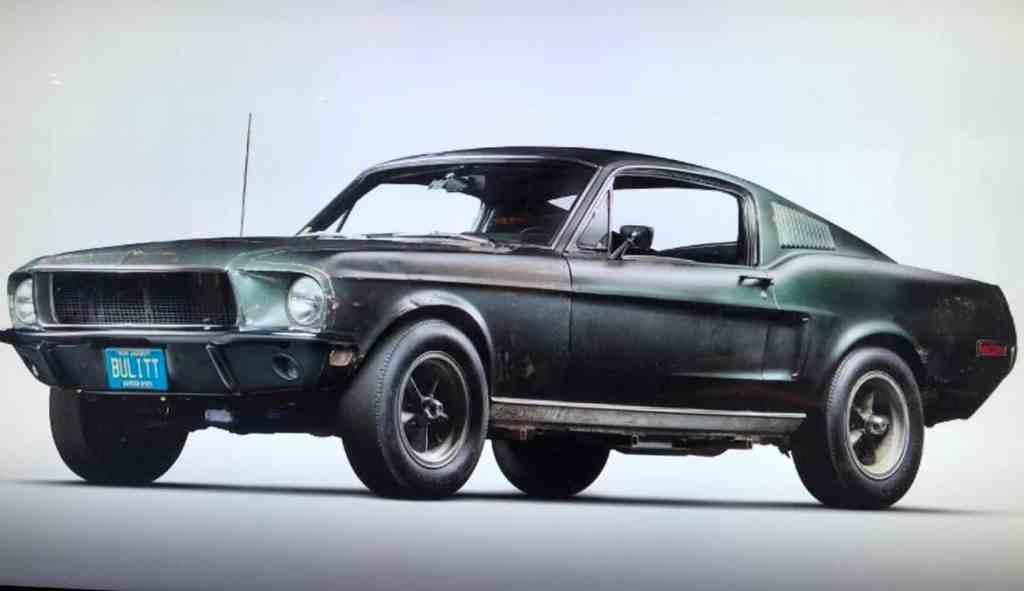 Ford Mustang Bullitt - Ein Film-Hero kommt auf die Straße