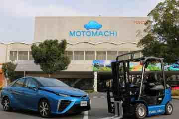 TV-Reportage: Toyota mit der Brennstoffzelle