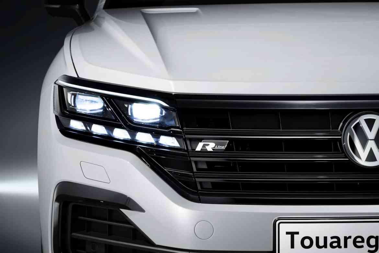 Das Licht der Autos von morgen