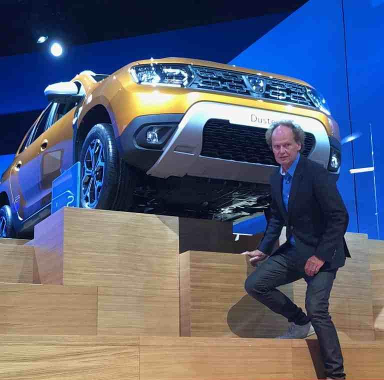 Pariser Autosalon 2018: Neue Turbo-Benzin-Motoren für den Dacia Duster