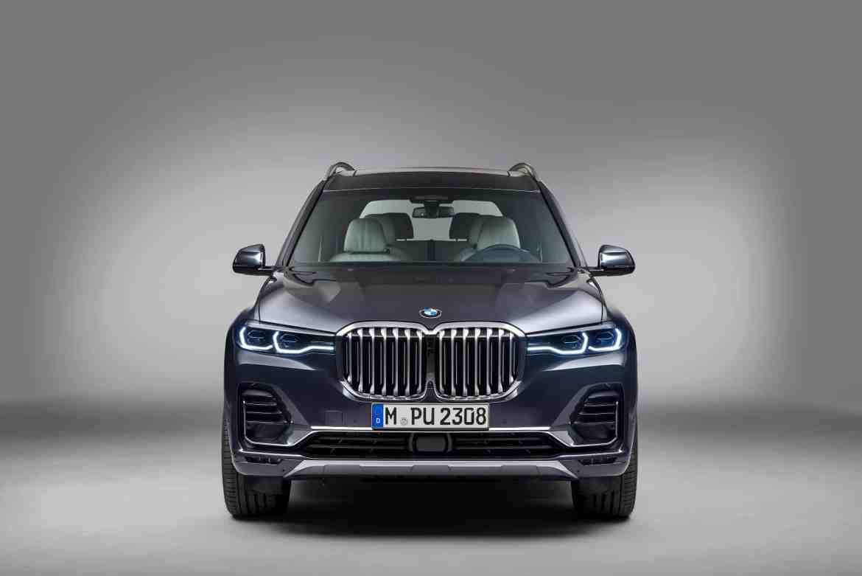 Der erste BMW X7 kommt im März