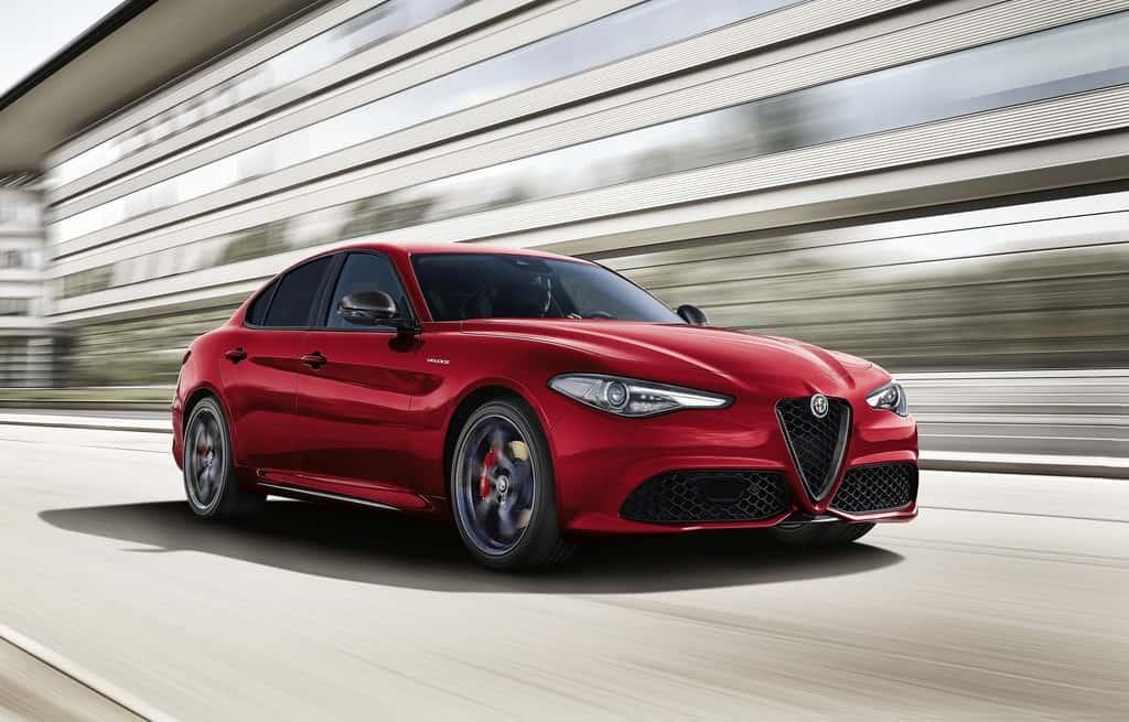 Mehr Austattung für Alfa Romeo Giulia und Stelvio