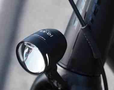 LED-Beleuchtung am Fahrrad ist Stand der Technik