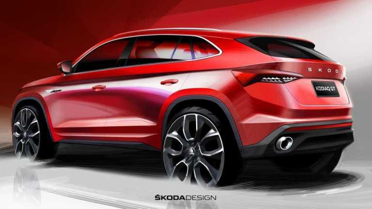 Nur China bekommt den Skoda Kodiaq GT