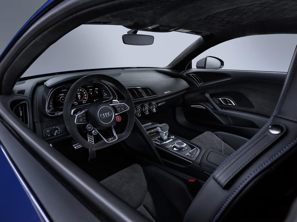 Der Audi R8 V10 Quattro bekommt mehr Power