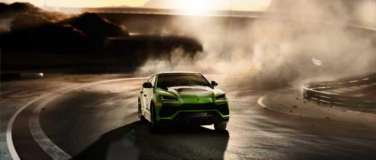 Lamborghini Urus ST-X Concept (2)