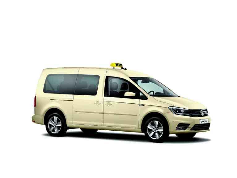 Crafter; e-Caddy; e-Caravelle; Taxi