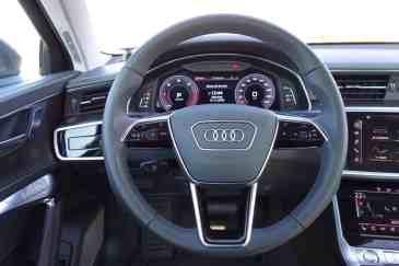 Die Innenausstattung des Audi A6