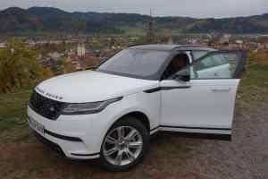 Range Rover Velar SE, Scheinwerfer