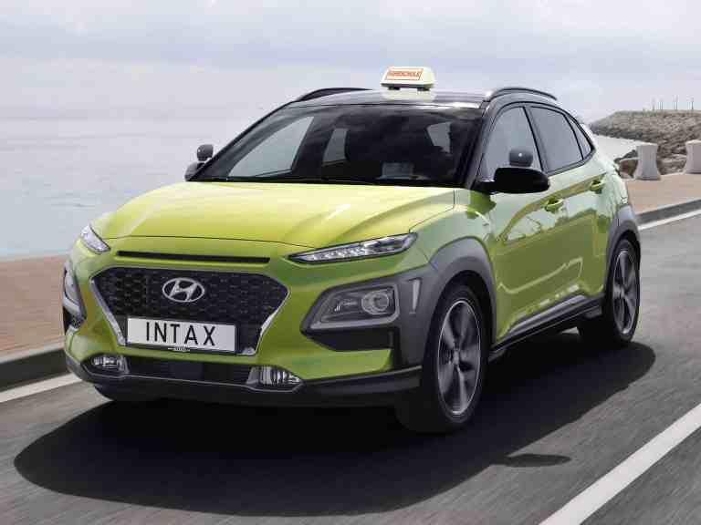 Mit dem Hyundai Kona zum Führerschein