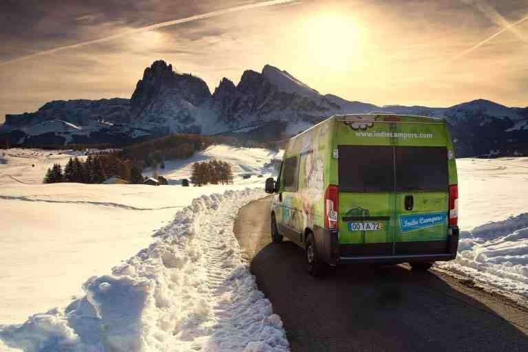 Wintercamping stößt auf mehr Interesse
