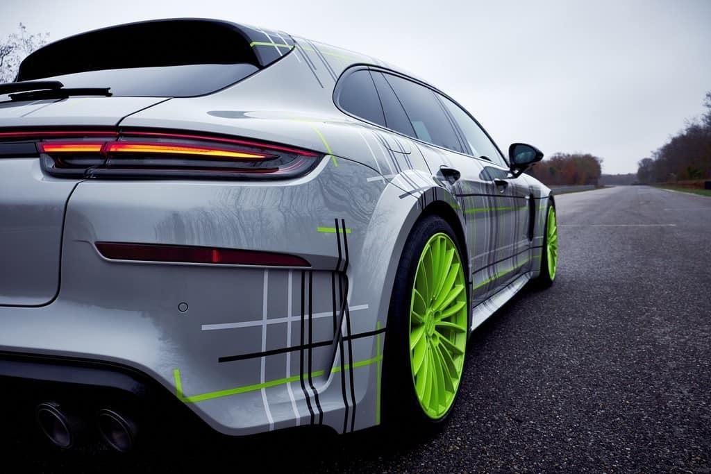 Techart Grand GT