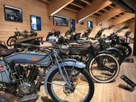 Motorradmuseum am Timmelsjoch